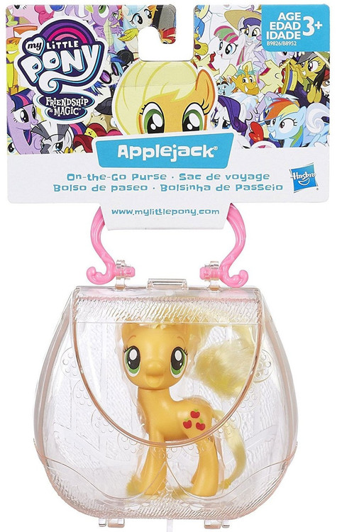Hasbro My Little Pony On-the-Go Purse Applejack