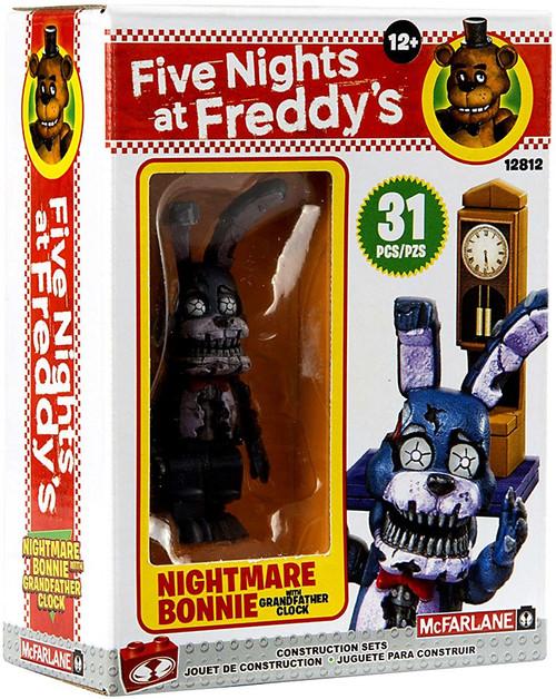 Mcfarlane Toys Five Nights At Freddys Grandfather Clock