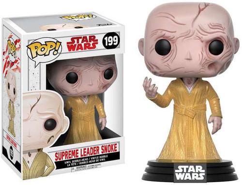 FUNKO INC. The Last Jedi Funko POP Star Wars Supreme Lead...