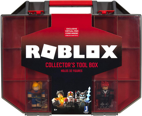 Roblox Toolkit Carry Case Playset Holds up to 32 Roblox ...