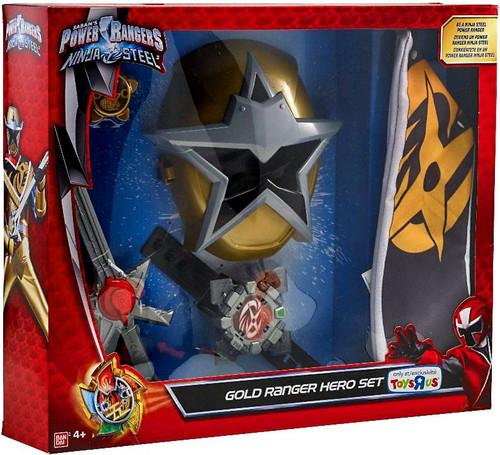 Power Rangers Ninja Steel Gold