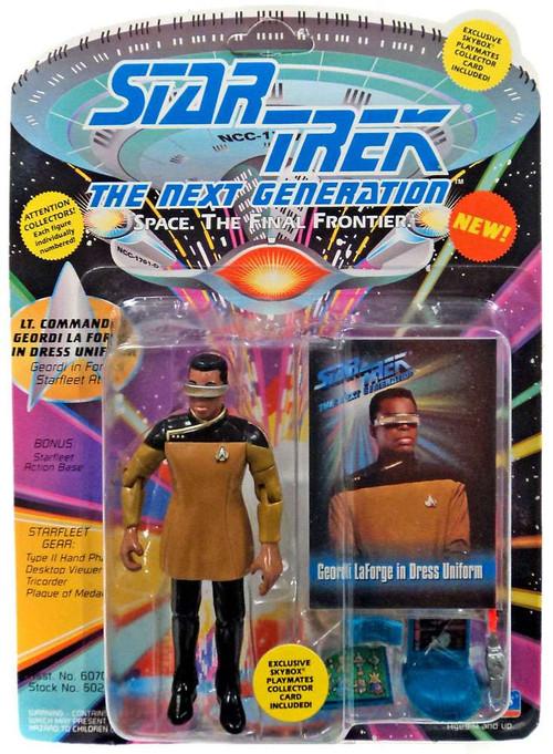 Star Trek The Next Generation Geordi LaForge Action Figur...