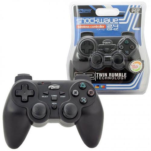Nintendo KMD PS2 Shockwave Wireless Video Game Controller