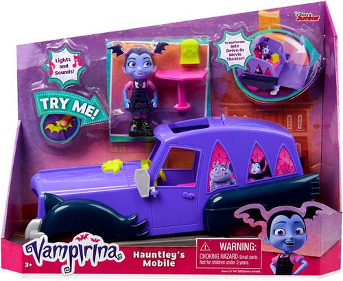 Just Play Disney Junior Vampirina Hauntley's Mobile Figur...