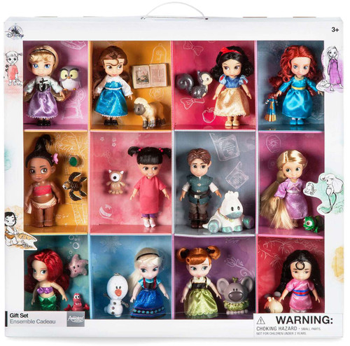 Disney Animators' Collection Animators Collection Exclusi...
