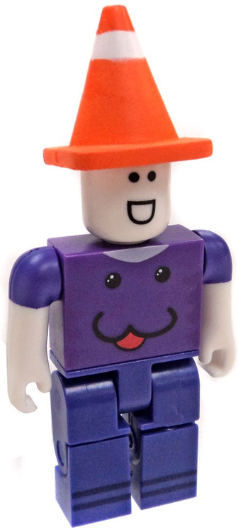 Roblox Series 2 Dizzy Purple Mystery Minifigure Includes