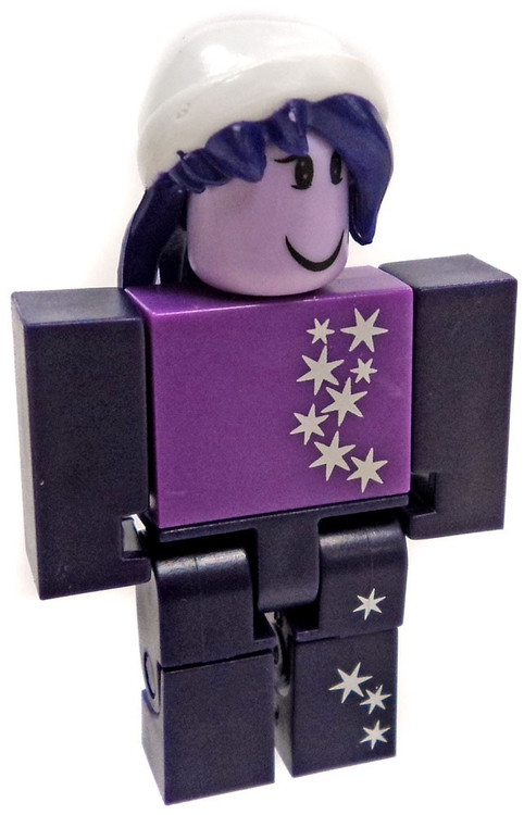 Roblox Series 2 Galaxy Girl Mystery Minifigure Includes ...