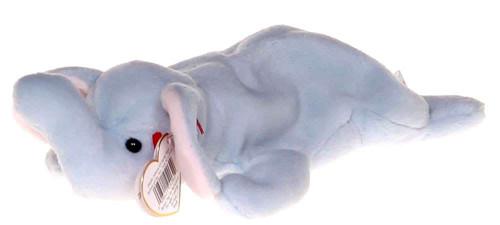 Beanie Babies Peanut the Elephant Beanie Baby Plush
