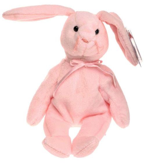 Beanie Babies Hoppity the Bunny Beanie Baby Plush