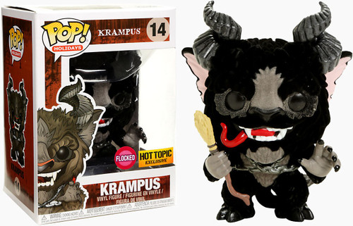 Funko Krampus Funko Pop Holidays Krampus Exclusive Vinyl