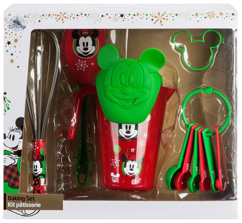Disney Mickey Mouse and Friends Holiday Baking Exclusive Set
