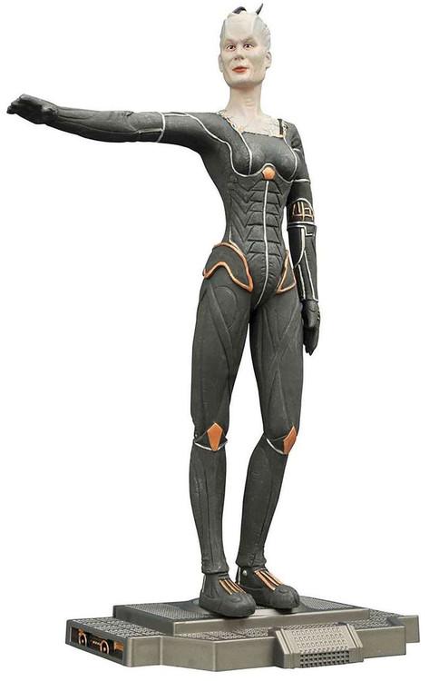 Diamond Select Star Trek Voyager Femme Fatales Borg Queen...