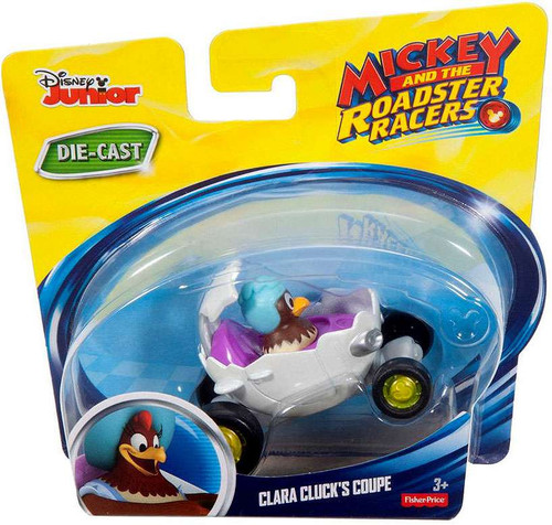 Fisher Price Disney Mickey & Roadster Racers Clara Cluck'...