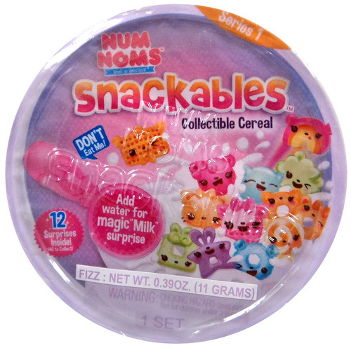 Num Noms Snackables Series 1 Collectible Cereal Mystery Pack