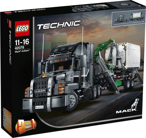 LEGO Technic Mack Anthem Set #42078