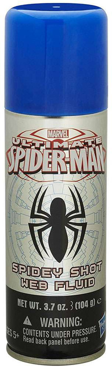 SPIDER-MAN Spidey Shot Web Fluid Refill [Blue] (Pre-Order...