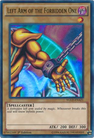 Yugioh Yugis Legendary Decks Single Card Ultra Rare Left