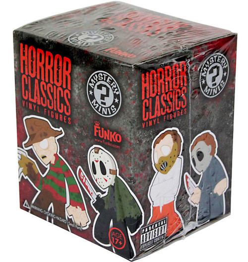 FUNKO INC. Mystery Minis Horror Classics Series 1 Mystery...
