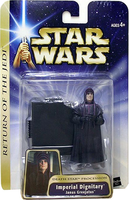 Hasbro Star Wars Revenge of the Sith Imperial Dignitary A...