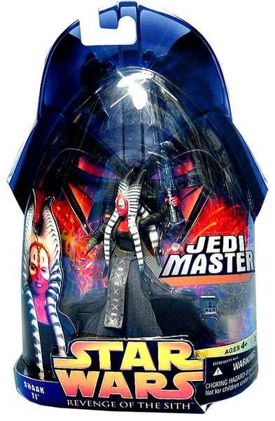 Hasbro Star Wars Revenge of the Sith 2005 Shaak Ti Action...
