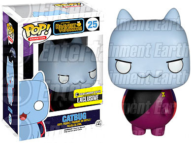 Funko Bravest Warriors Pop Animation Commander Catbug