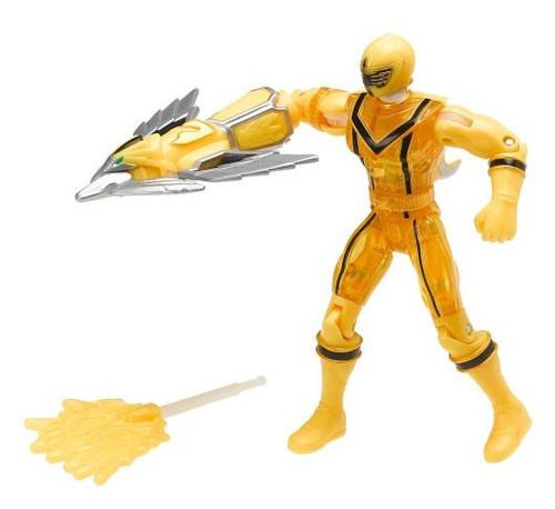 Bandai Power Rangers Mystic Force Yellow Crystal Action P...