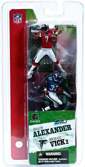 Mcfarlane Toys NFL Atlanta Falcons / Seattle Seahawks Spo...