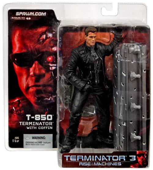 T 850 Terminator McFarlane Toys The Terminator Rise of the Machines T-850 Terminator ...