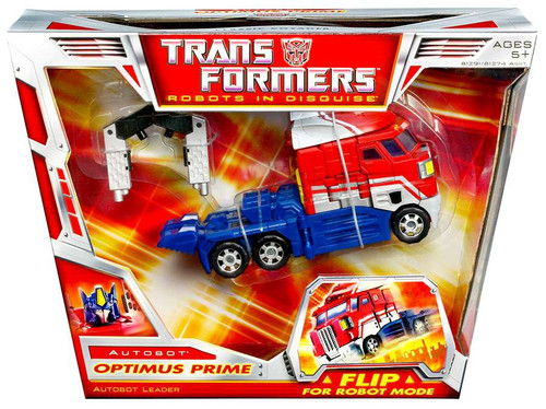 Hasbro Transformers Robots in Disguise Classics Optimus P...