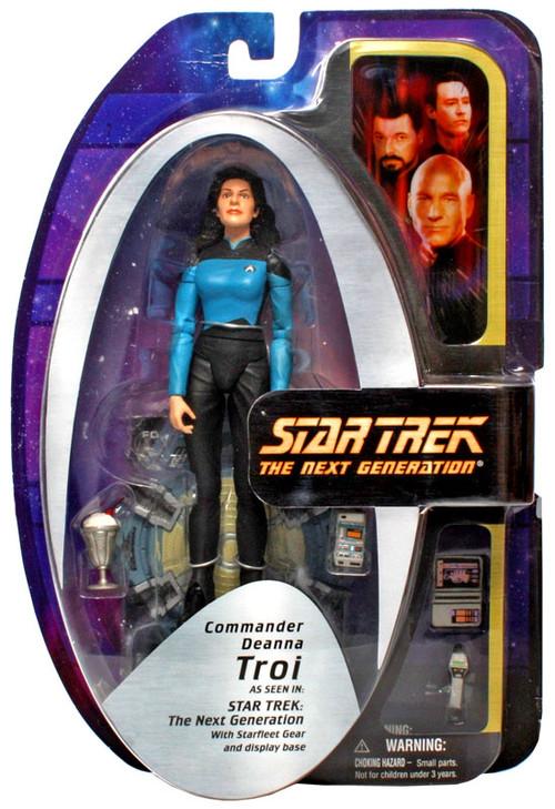 Star Trek The Next Generation TNG Series 2 Commander Dean...