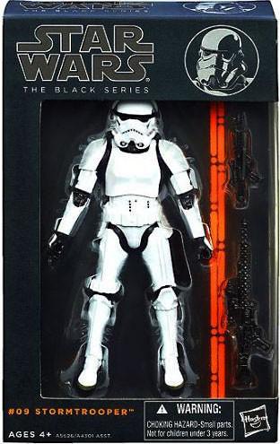 Hasbro Star Wars A New Hope Black Series Wave 3 Stormtroo...