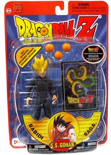 Irwin Dragon Ball Z Series 8 Babidi Saga Gohan Action Fig...