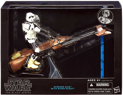 Star Wars Return of the Jedi Black Series 6-Inch Deluxe S...