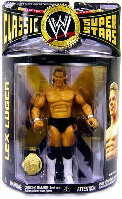 WWE Wrestling Classic Superstars Series 15 Lex Luger Acti...