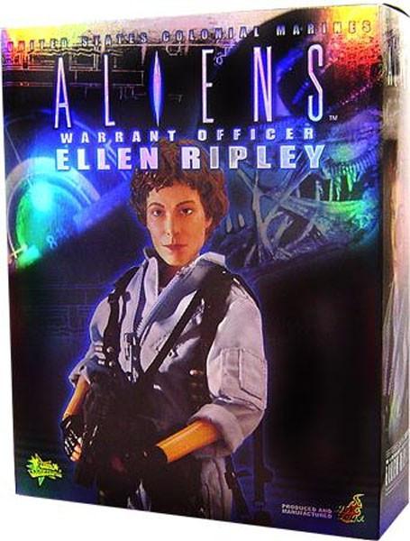 Hot toys Aliens Movie Masterpiece Ellen Ripley 1/6 Collec...