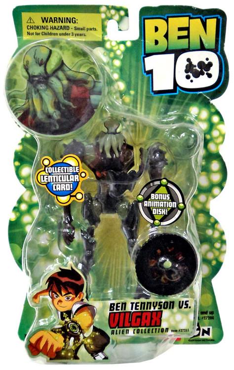 Bandai Ben 10 Alien Collection Series 1 Vilgax Action Figure