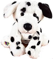 Ganz Webkinz Dalmatian Dog Plush