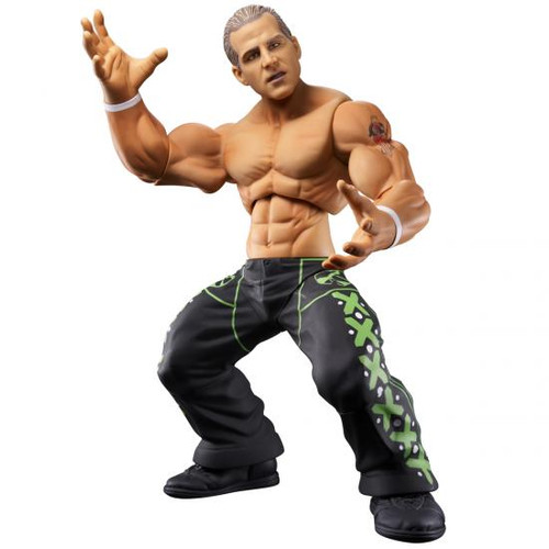 WWE Wrestling Ring Giants Series 9 Shawn Michaels Action ...