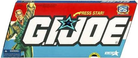 Hasbro GI Joe 25th Anniversary Series 1 G.I. Joe Action F...