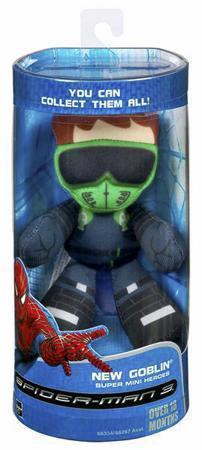 Hasbro Spider-Man 3 Super Mini Heroes New Goblin 5-Inch P...