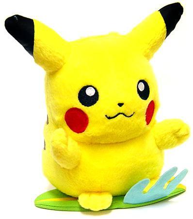 Banpresto Pokemon Diamond & Pearl 5 Inch Pikachu Plush [S...
