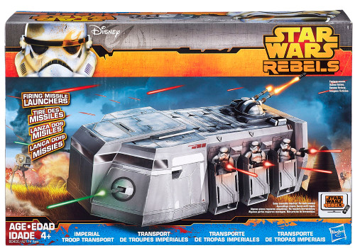 Hasbro Star Wars Rebels Class II Attack Vehicle Imperial ...