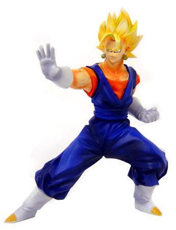 Dragon Ball Z Super Saiyan Vegito 5 PVC Statue BanPresto ...