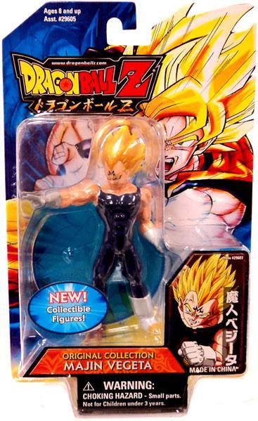 Bandai Dragon Ball Z Original Collection Majin Vegeta Act...