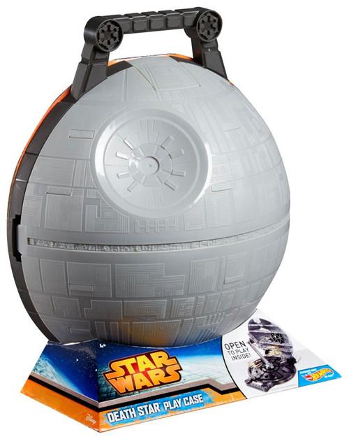Mattel Hot Wheels Star Wars Death Star Play Case