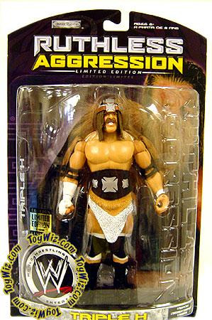 JAKKS WWE Wrestling Ruthless Aggression Limited Editions ...