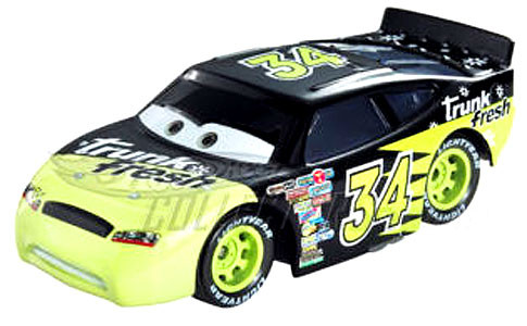 Disney Cars Speedway Of The South No 34 Trunk Fresh