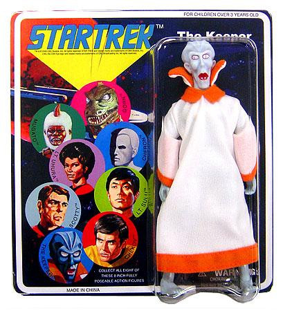 Diamond Toys Star Trek The Original Series Series 4 Cloth...