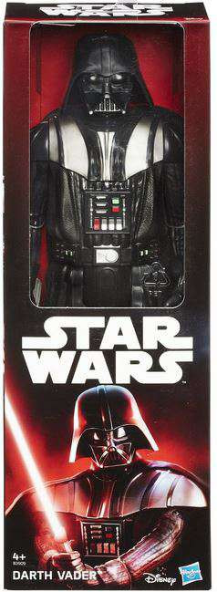 Hasbro Star Wars The Force Awakens Hero Series Darth Vade...