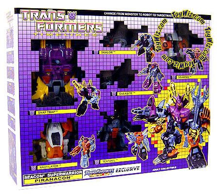 Hasbro Transformers Timelines Collector's Club Exclusives...